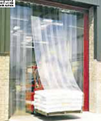 PVC Strip Doors | Vinyl Strip Doors | PVC Strip Curtains